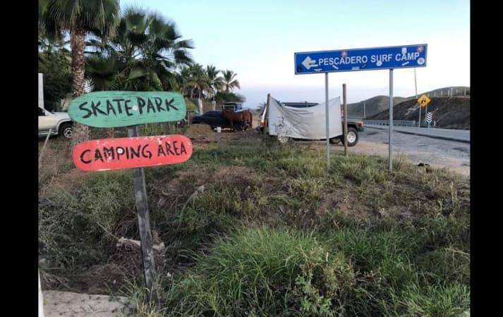 Foto Terreno en Venta en  El Pescadero,  La Paz  Terreno Carretera Todos Santos -Cabo San Lucas