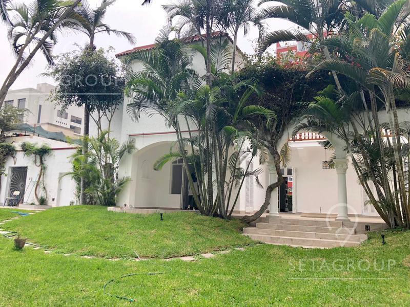 Foto Casa en Alquiler en  San Isidro,  Lima  San Isidro