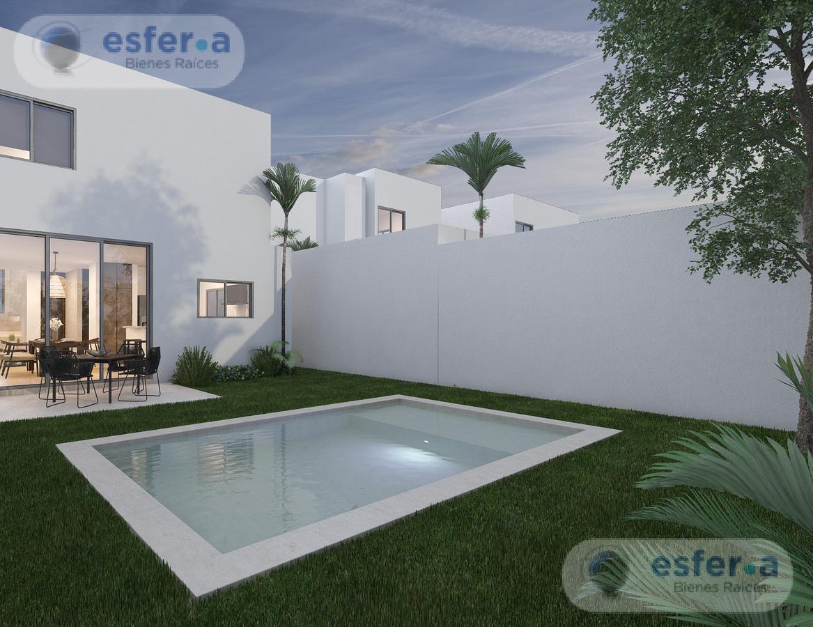 Foto Casa en Venta en  Pueblo Dzitya,  Mérida                  Siara Privada Residencial- Modelo Laia