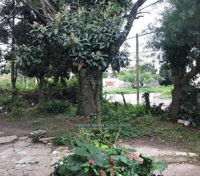 Foto Terreno en Venta en  Jardines Del Hipodromo ,  Montevideo  Terreno en venta con 2 casas en Flor de Maroñas