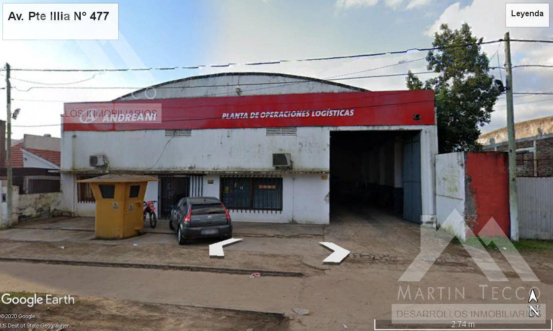 Foto Galpón en Venta |  en  Concordia ,  Entre Rios  Av. Pte Illia N°477