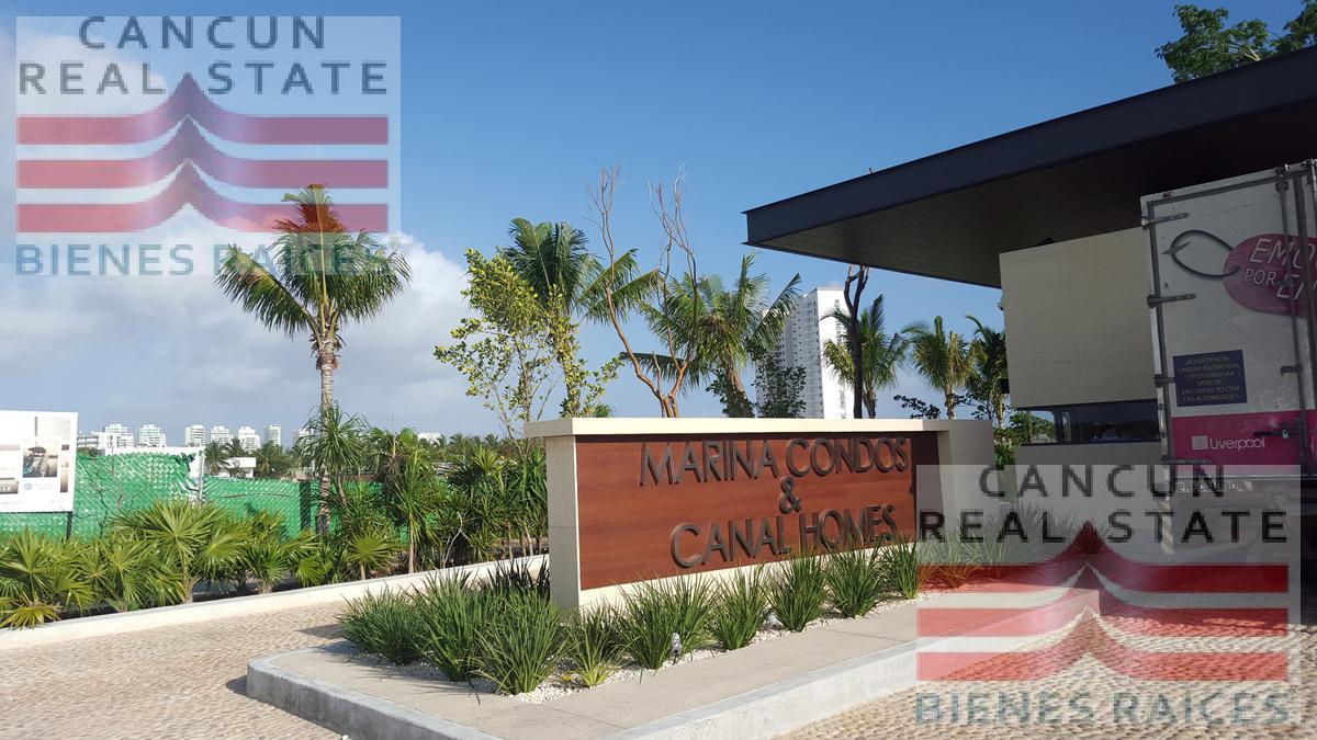 Foto Casa en Renta en  Puerto Cancún,  Cancún  Marina Puerto Cancun