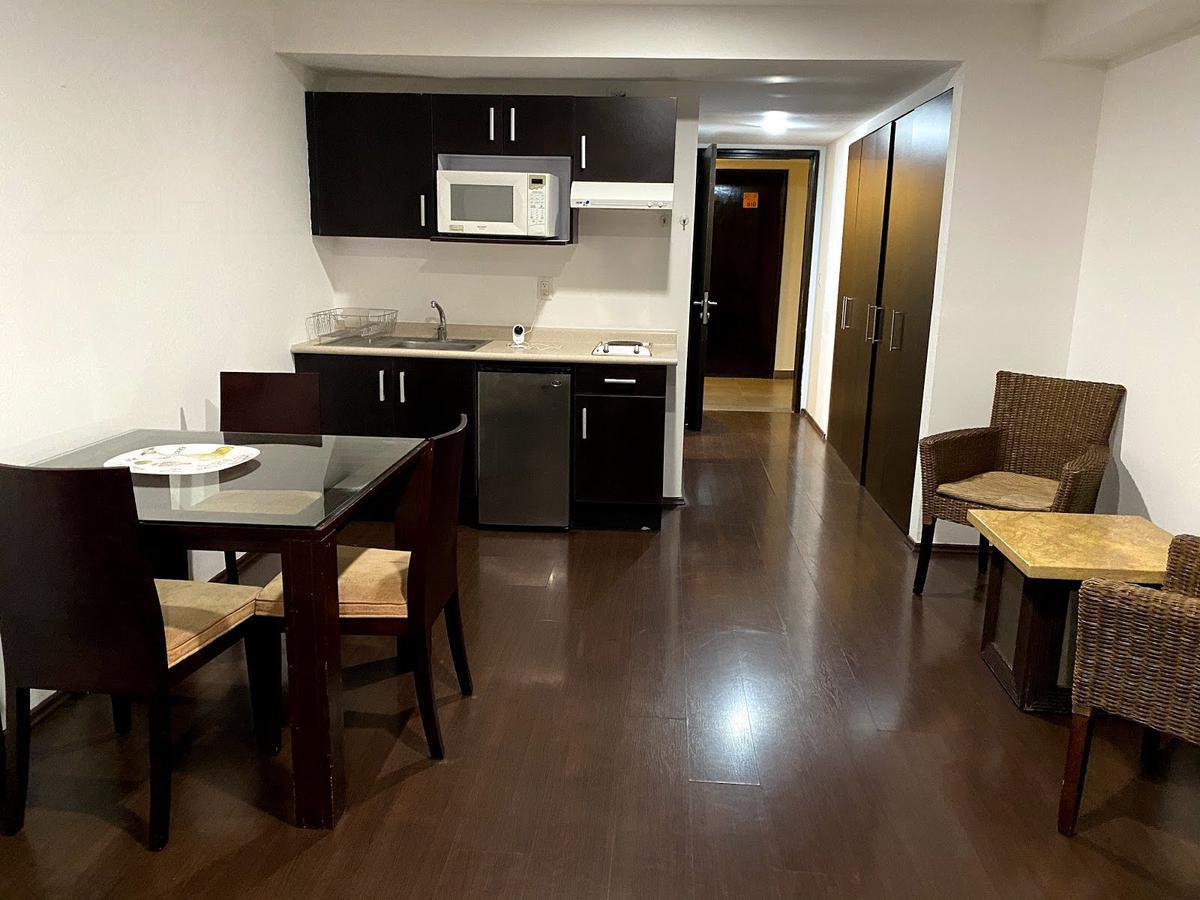 Foto Departamento en Renta en  Interlomas,  Huixquilucan  Interlomas, excelente loft amueblado en residencial La Piazza (DM)