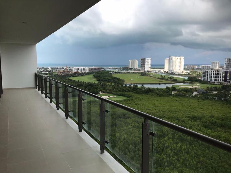 Foto Departamento en Venta |  en  Puerto Cancún,  Cancún  Departamento en Venta en Be Towers Cancún