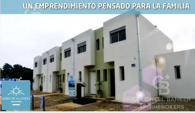 Foto Casa en Venta en  Lagomar ,  Canelones  Casa dúplex de 2 dormitorios en Lagomar Norte