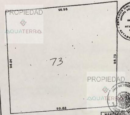 Terreno de 9,738m2 al Norte de Mérida Sobre Periférico