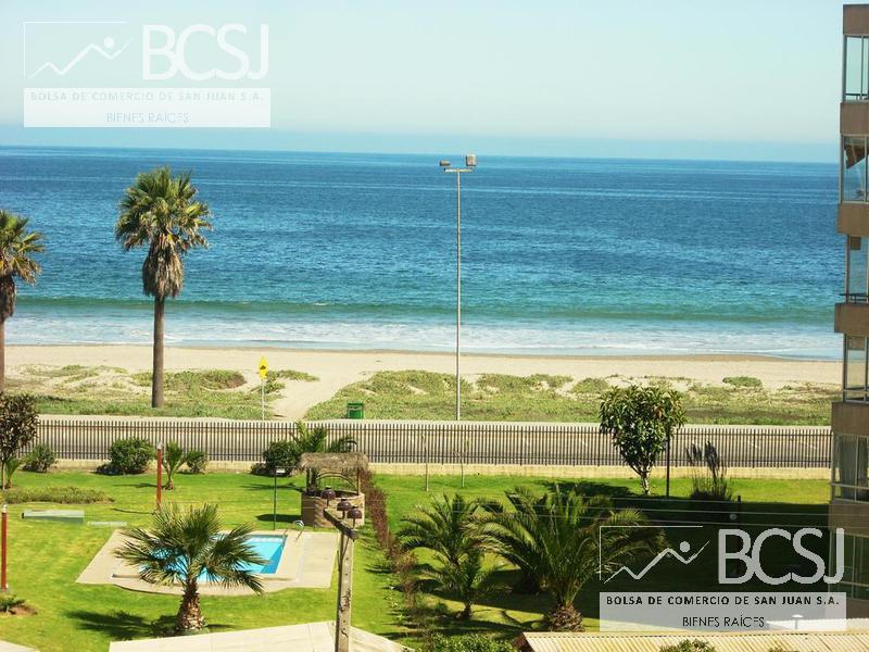 Foto Departamento en Venta en  Providencia ,  Santiago de Chile  Condominio Playa Pacifico La Serena