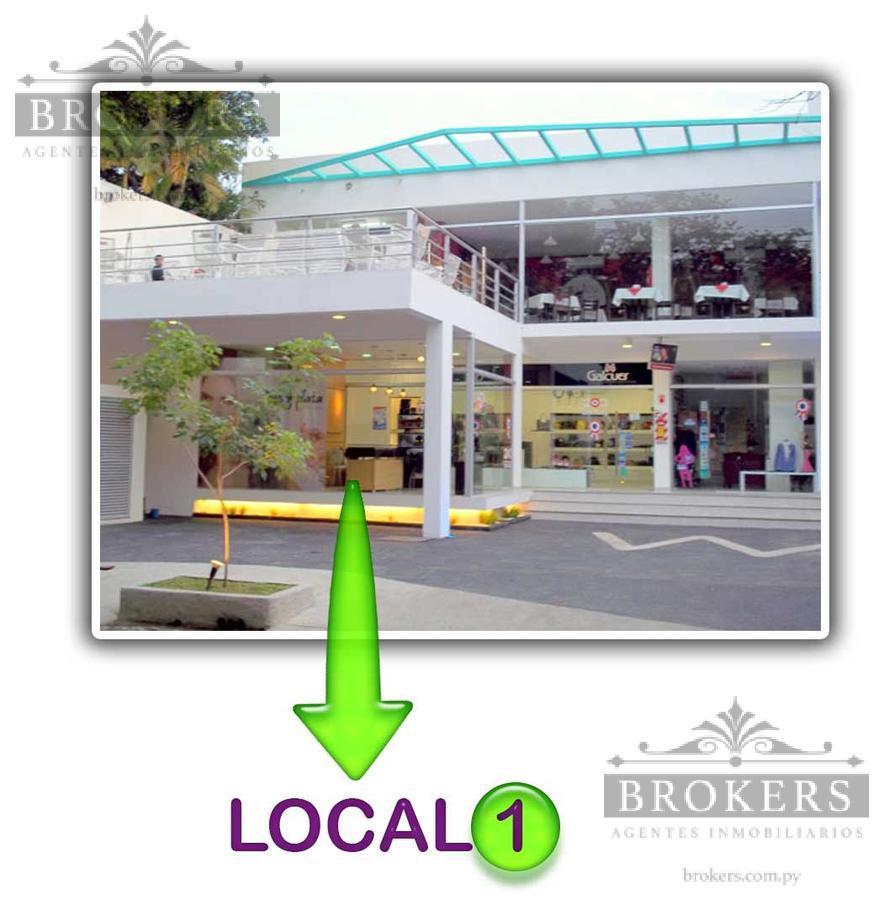 Foto Local en Alquiler en  Villa Morra,  La Recoleta  Alquilo Local Comercial de 21 M2 En Villa Morra