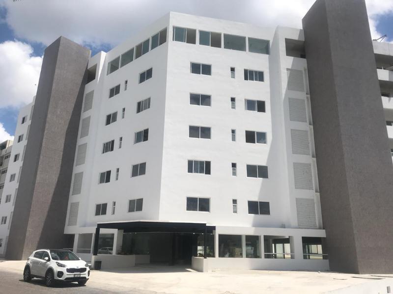 Foto Departamento en Venta en  Residencial Palmaris,  Cancún  Departamento en Venta en Cancún PALMETTO 20,  3 recámaras, para estrenar, Residencial Palmaris