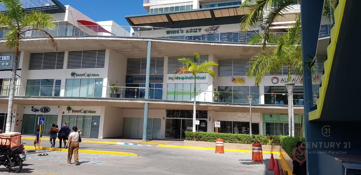 Foto Local en Renta en  Ciudad de Cancún,  Cancún  LOCAL EN RENTA EN  CANCUN CENTRO C2563