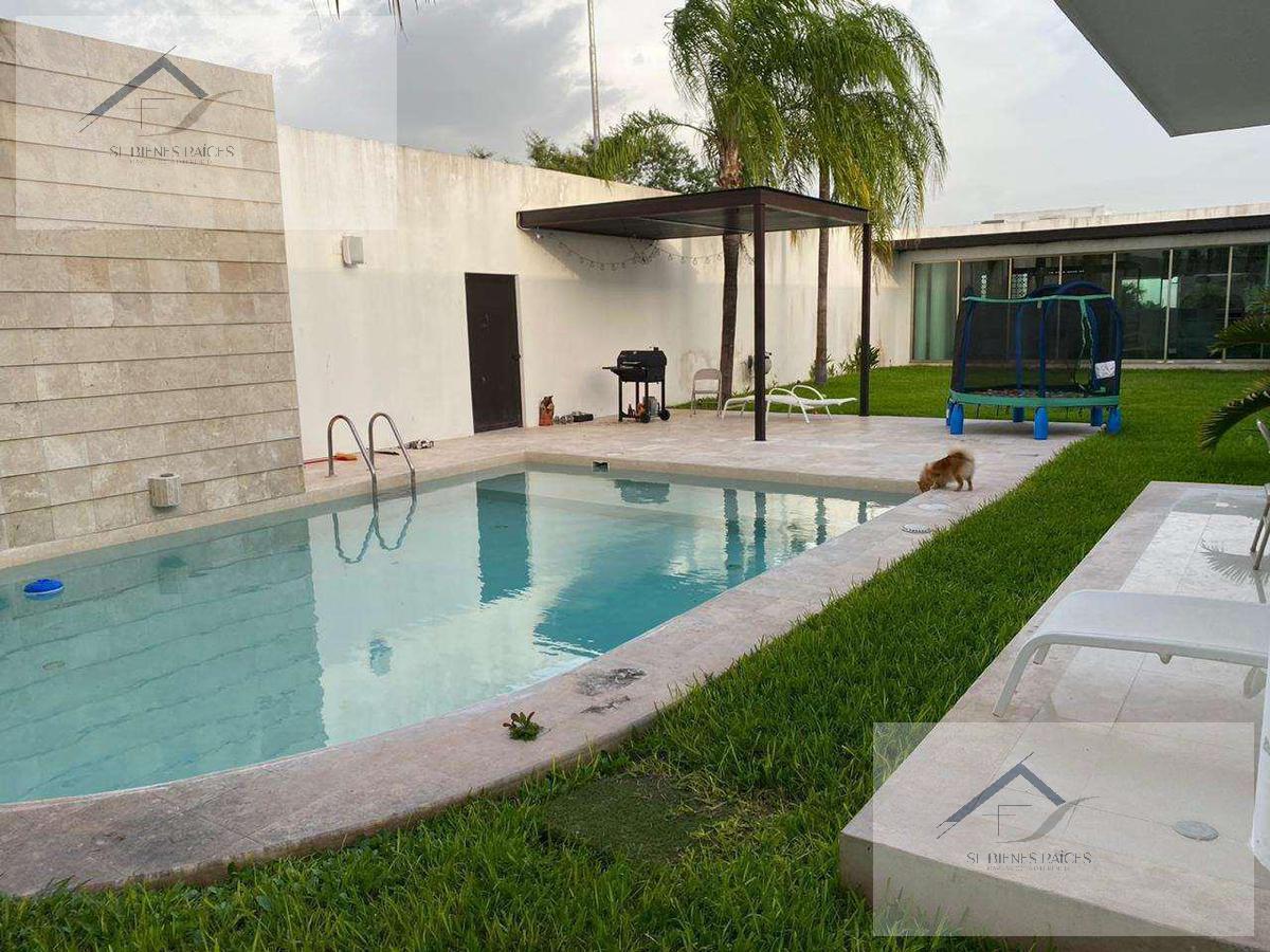 Foto Casa en Renta en  Mérida ,  Yucatán  Casa en venta y  Renta en Residencial del Mayab en Temozón 4 rec