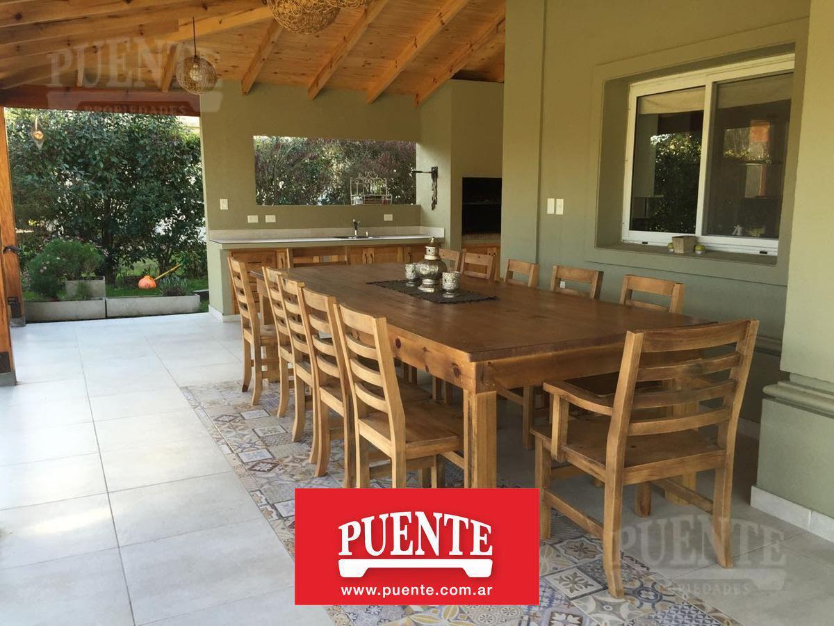 Foto Casa en Venta en  El Lauquen,  Countries/B.Cerrado (E. Echeverría)  El Lauquen, cercana a la entrada!
