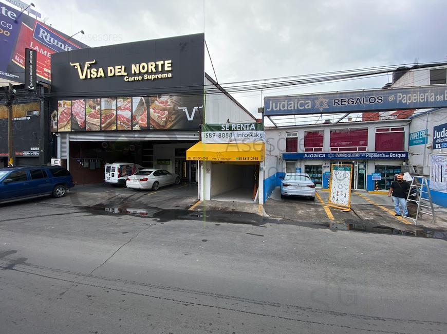 Foto Local en Renta en  Lomas del Chamizal,  Cuajimalpa de Morelos  SKG Asesores Inmobiliarios Renta Local 20 m2 en Av. Stim, Lomas del Chamizal, Bosques de las Lomas