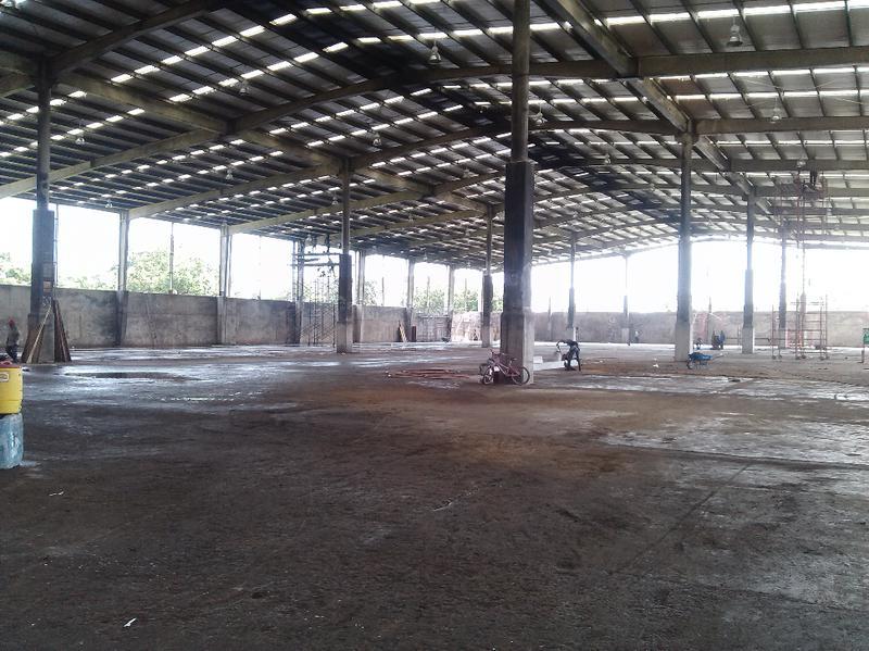 Foto Bodega Industrial en Renta en  Altamira,  Altamira  B-051 BODEGA EN RENTA SOBRE BLVD. JULIO RODOLFO MOCTEZUMA