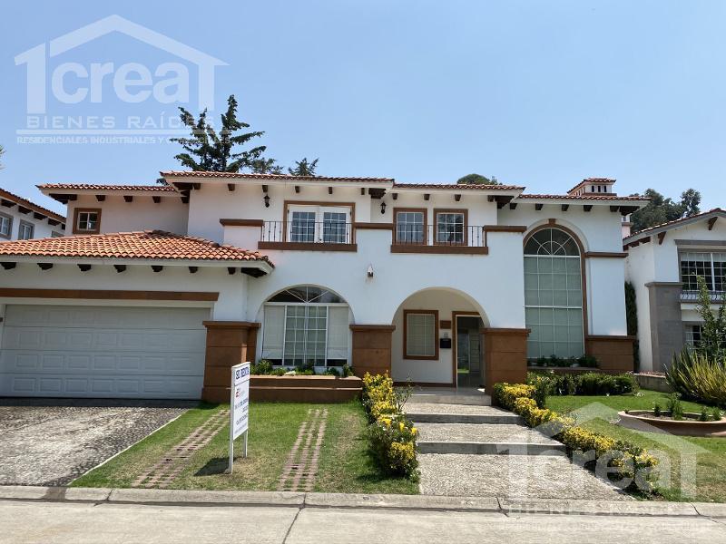 Foto Casa en condominio en Renta en  Los Robles,  Lerma  Los Robles, Lerma, Casa en renta modelo Villarica