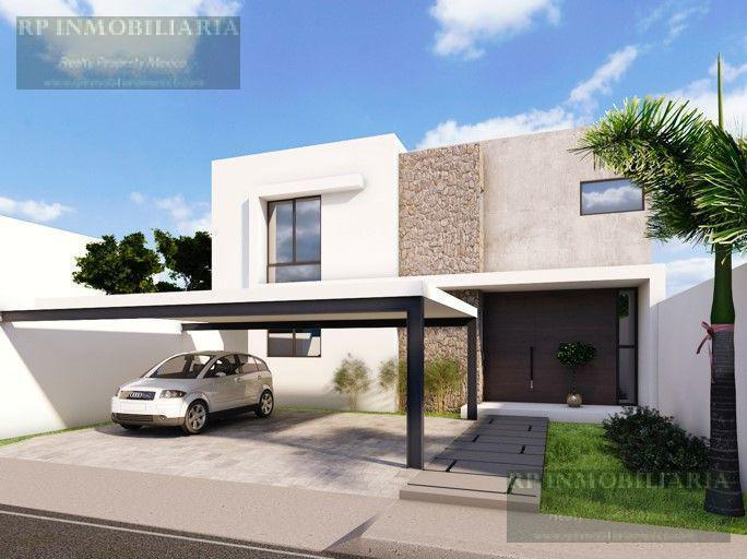 Foto Casa en condominio en Venta en  Pueblo Cholul,  Mérida  CASAS EN VENTA DE TRES RECAMARAS UNA EN PB EN CONKAL MERIDA  ZELENA