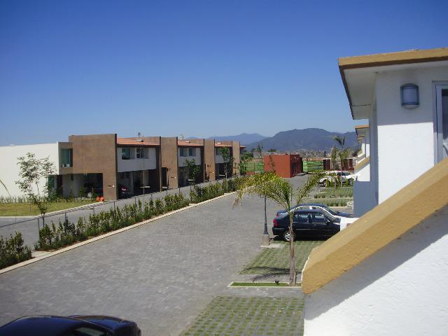 Foto Casa en condominio en Renta en  Juárez (Los Chirinos),  Ocoyoacac  Bosque de los Encinos, Lerma casa Tipo Nogal en Renta