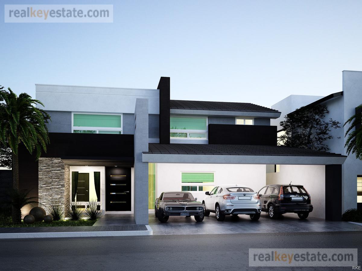 Foto Casa en Venta en  Sierra Alta 3er Sector,  Monterrey  CASA EN PREVENTA EN SIERRA ALTA, MONTERREY