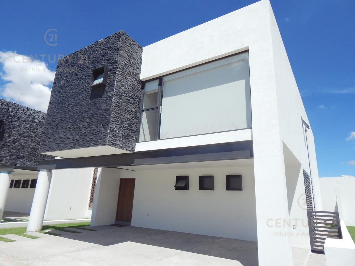 Foto Casa en condominio en Venta en  Coaxustenco,  Metepec   CASA NUEVA BOSQUES DE SEQUOIA, METEPEC