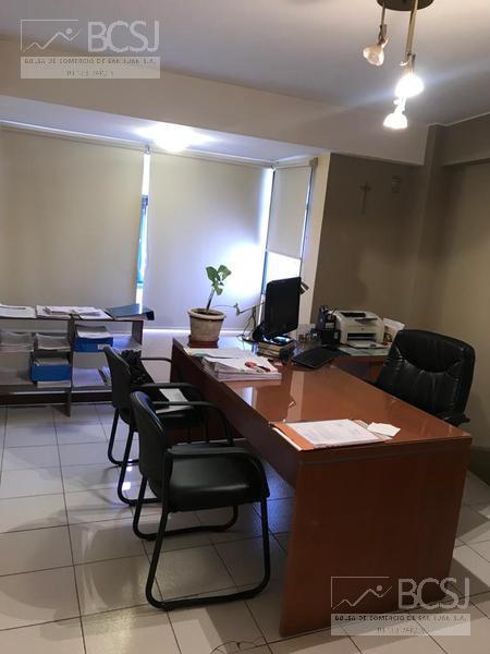 Foto Oficina en Venta en  Capital ,  San Juan  Edificio jujuy 3er piso