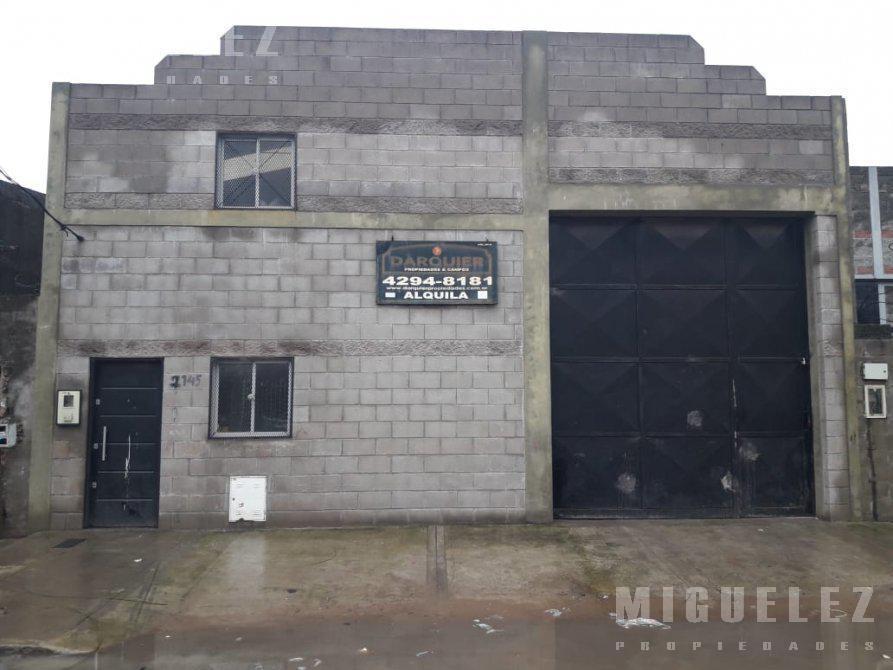 Foto Local en Alquiler en  Burzaco,  Almirante Brown  COHIUE 2145, BURZACO, PARQUE INDUSTRIAL