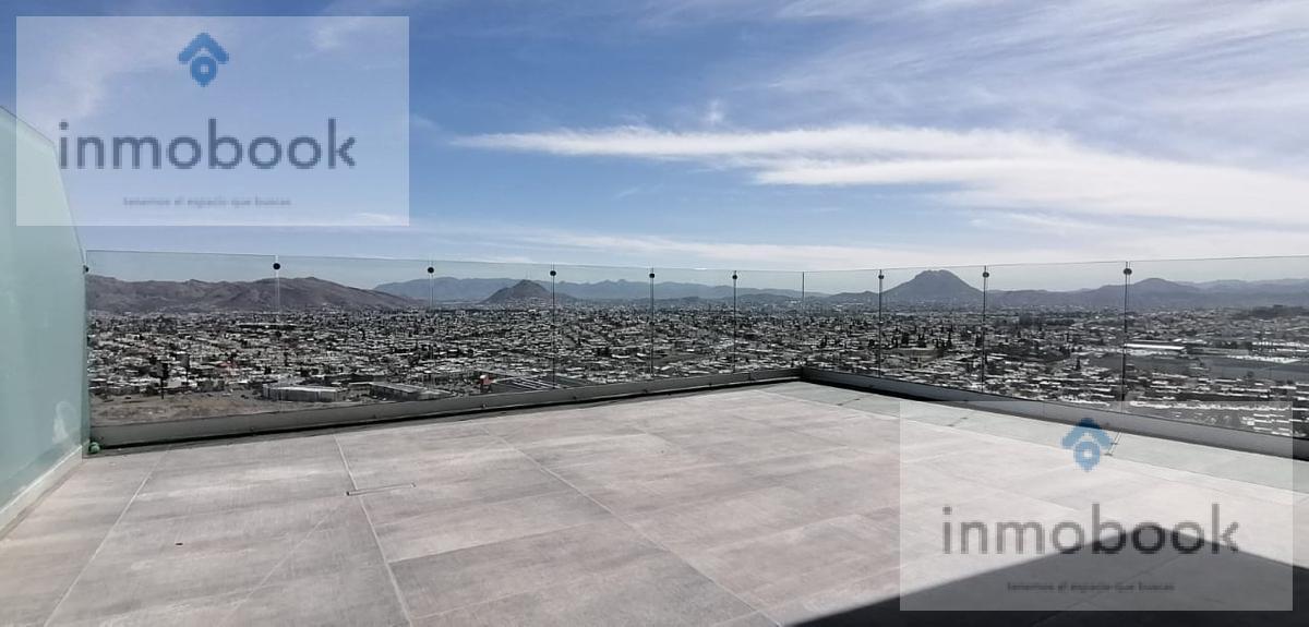 Foto Departamento en Venta en  Zona comercial Plaza Saucito,  Chihuahua  Departamento en VENTA Amplia Terraza,  All Loft
