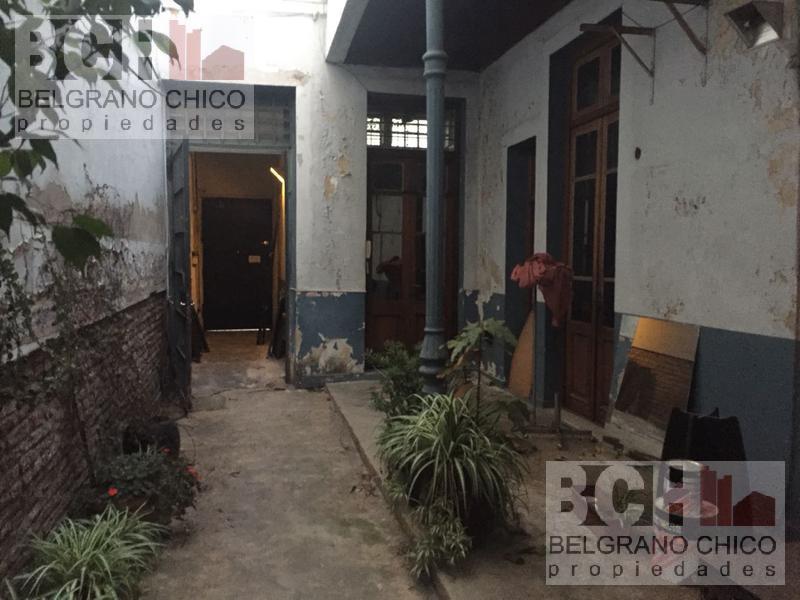 Foto Terreno en Venta en  Caballito ,  Capital Federal  Manuel A Rodriguez al 1500