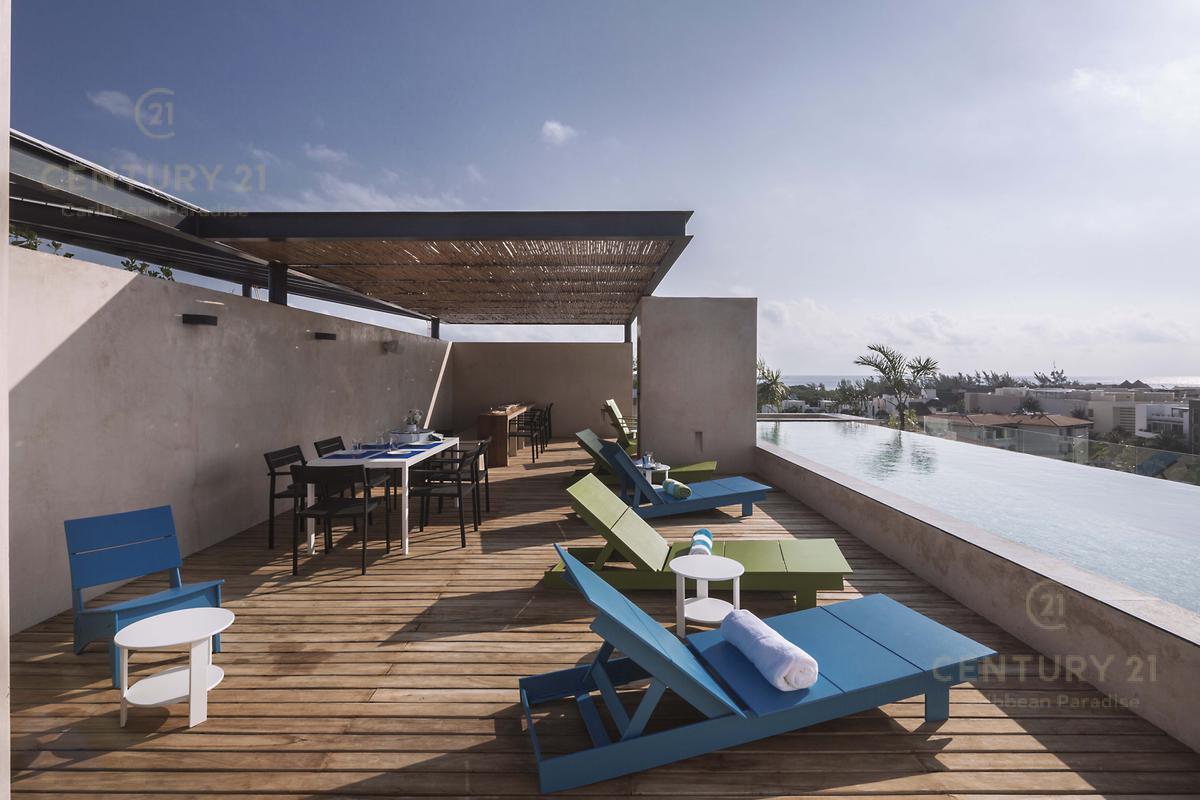 Playa del Carmen Departamento for Venta scene image 44