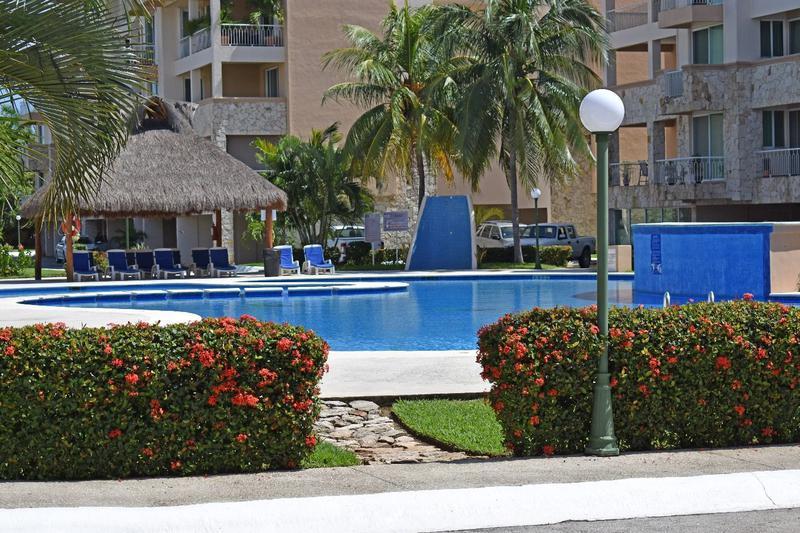 Foto Departamento en Renta temporal en  Supermanzana 4 Centro,  Cancún  Condo renta vacacional para 9 personas zona hotelera de Cancún C2204