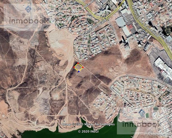 Foto Terreno en Venta en  Residencial Lomas del Valle,  Chihuahua  TERRENO DE 1 HA. EN VENTA, POR LOMAS DEL VALLE