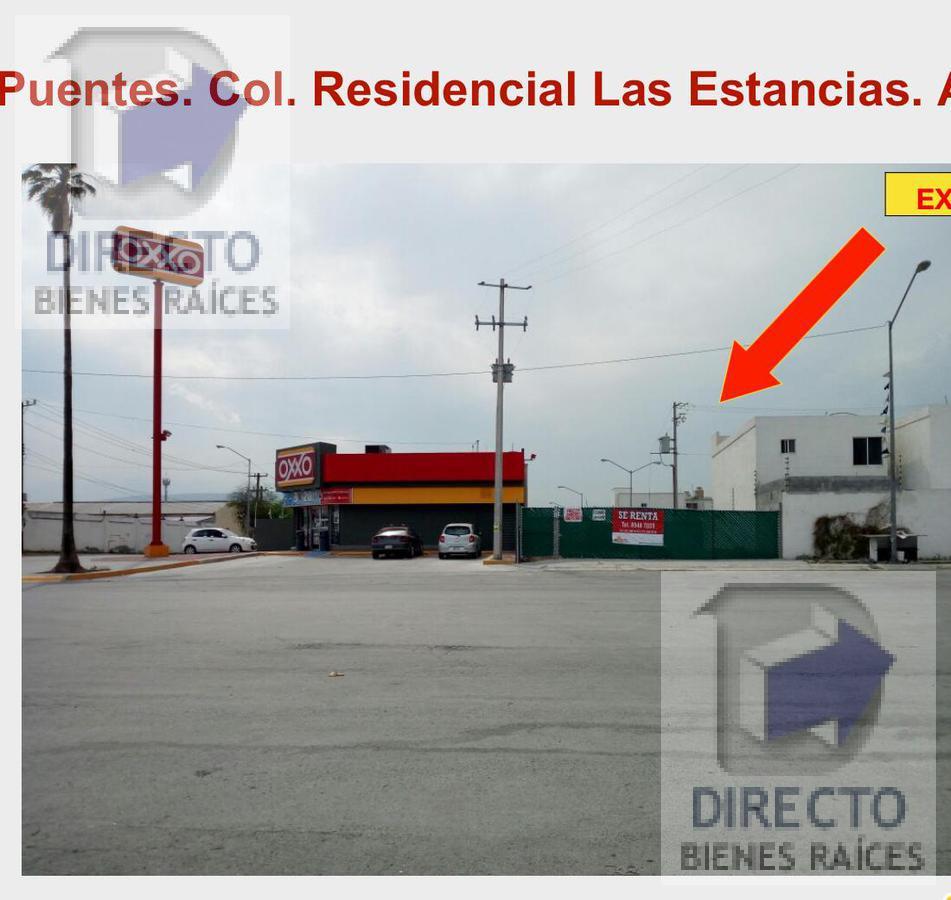 Foto Terreno en Venta en  Las Estancias,  Apodaca  Nueva Las Puentes Col. Residencial las Estancias