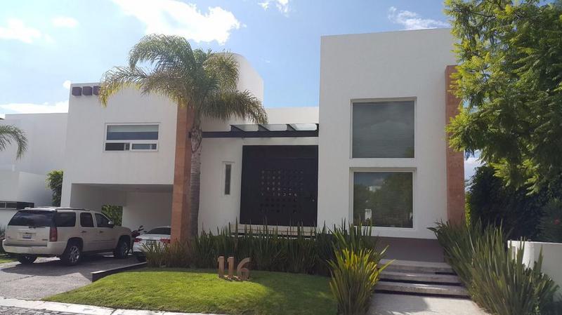 Foto Casa en Renta en  Fraccionamiento El Campanario,  Querétaro  CASA EN RENTA HACIENDA EL CAMPANARIO QUERETARO
