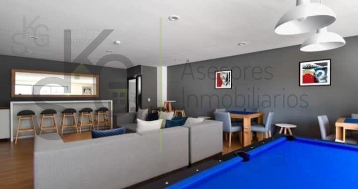 Foto Departamento en Renta en  Cuajimalpa,  Cuajimalpa de Morelos  SKG Asesores Inmobiliarios Renta Departamento en Av. México, Cuajimalpa, Residencial Enttorno