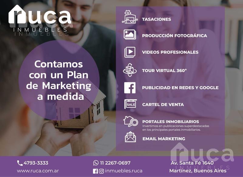 Foto Departamento en Venta | Alquiler en  La Lucila,  Vicente López  Excelente departamento dúplex con vista al este más cochera - Rawson al 3500