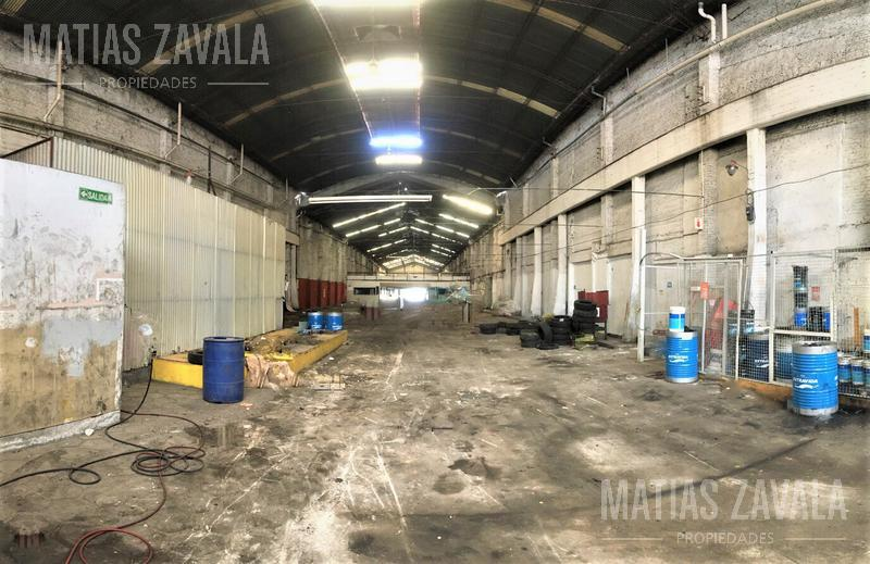 Foto Galpón en Alquiler en  Barracas ,  Capital Federal  Av Patricios al 300