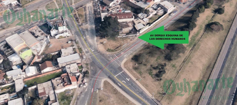 Foto Terreno en Venta en  El Palomar,  Moron  Lote/ terreno ideal emmprendimiento edificio sobre Acceso Oeste