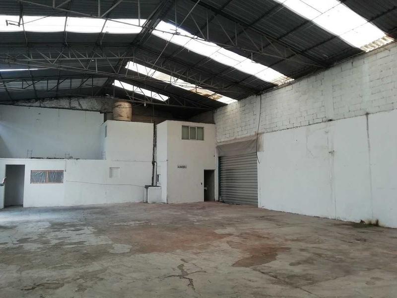 Foto Bodega Industrial en Renta |  en  Parque Industrial,  Tenango del Valle  BODEGA EN RENTA COL. PARQUE INDUSTRIAL (TENANGO DEL VALLE)