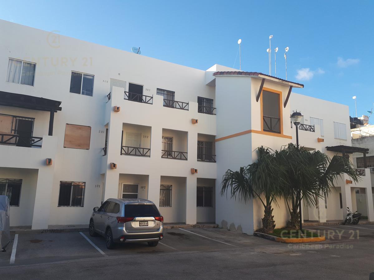 Foto Departamento en Renta en  Real Ibiza,  Solidaridad  DEPARTAMENTO  REAL IBIZA ALBARCA PLAYA DEL CARMEN p1164