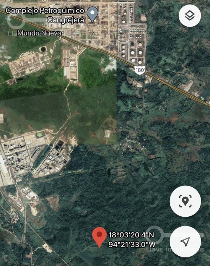 Foto Terreno en Venta en  Ixhuatlán del Sureste ,  Veracruz  Terreno en Venta, Ixhuatlán del Sureste, Ver.