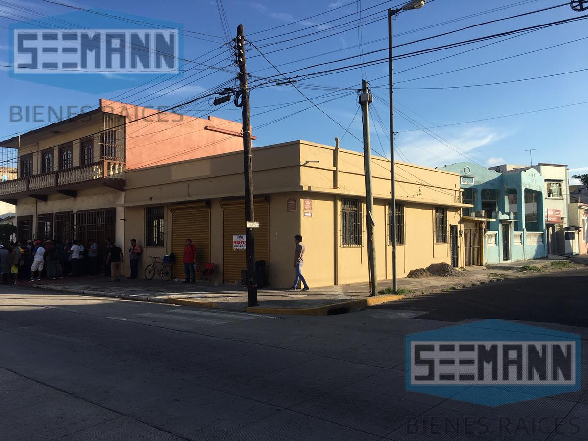 Foto Local en Renta en  Veracruz Centro ,  Veracruz  Prim # 520 esquina Abasolo, Col Centro, Veracruz