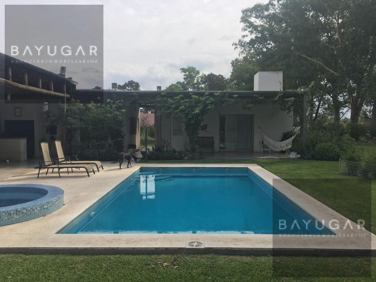 Foto Casa en Alquiler temporario en  Los Palenques,  Pilar  Casa en Los Palenques - Bayugar Negocios Inmobiliarios