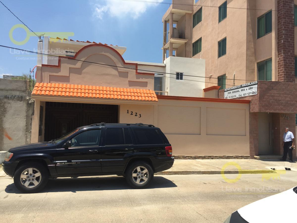 Foto Departamento en Renta en  Maria de La Piedad,  Coatzacoalcos  Loft Amueblado en Renta, 18 de Marzo, Col. María de la Piedad