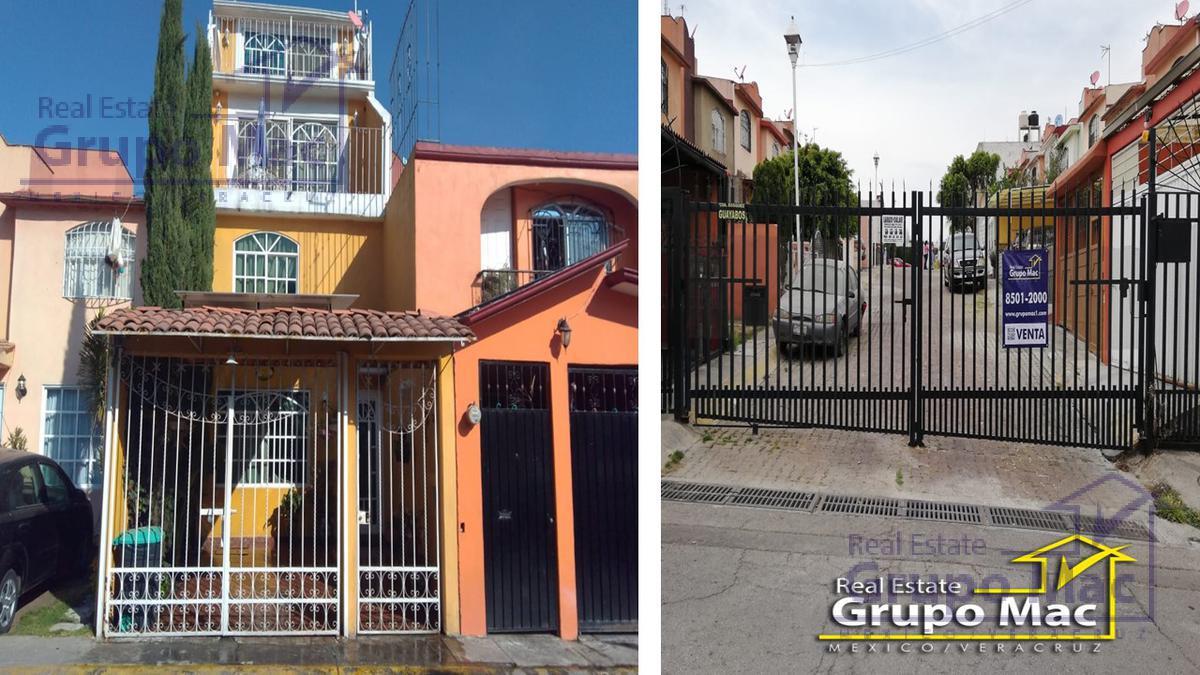Foto Casa en Venta en  Real del Bosque,  Tultitlán  Casa remodelada en Venta en Fracc. Real del Bosque Tultitlán