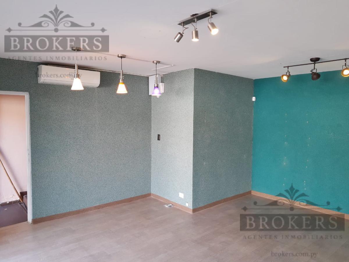Foto Oficina en Alquiler en  La Recoleta ,  Asunción  Alquilo Oficina De Tres Ambientes En Recoleta