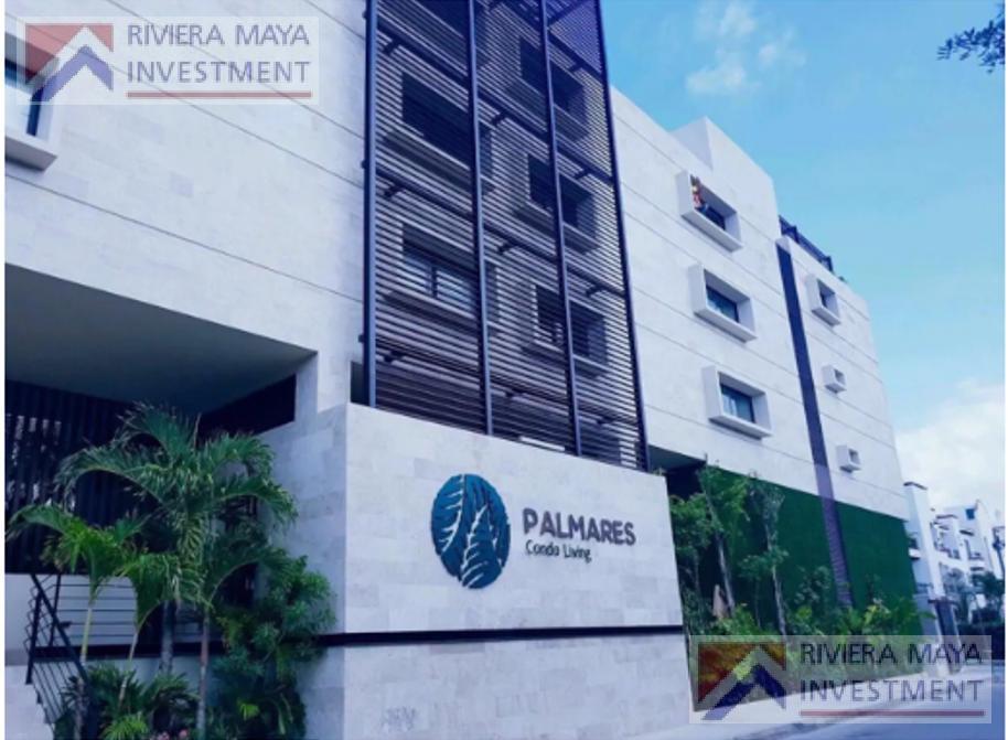 Foto Departamento en Venta |  en  Solidaridad ,  Quintana Roo  DEPARTAMENTO PALMARES  EN VENTA