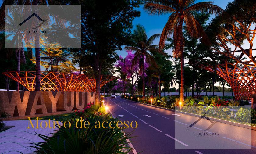 Foto Terreno en Venta en  Pueblo Chicxulub Puerto,  Progreso  Wayúum comunidad residencial, lotes residenciales Chicxulub Yucatán