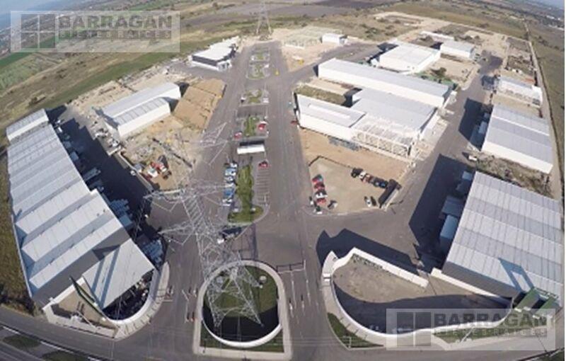 Foto Bodega Industrial en Renta en  San Cristobal (El Colorado),  El Marqués  Bodega en Renta Parque Industrial Pyme El Marqués Querétaro