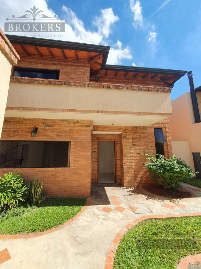 Foto Casa en Alquiler en  Mburicaó,  San Roque  Alquilo Dúplex De 3 Dormitorios En Condominio - Zona Mburicao