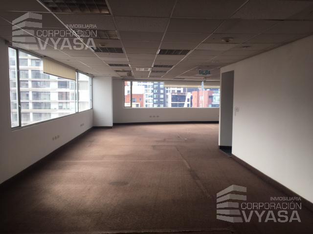 Foto Oficina en Alquiler en  Norte de Quito,  Quito  La Carolina - República de El Salvador, oficina  de 1.050 m2 en arriendo