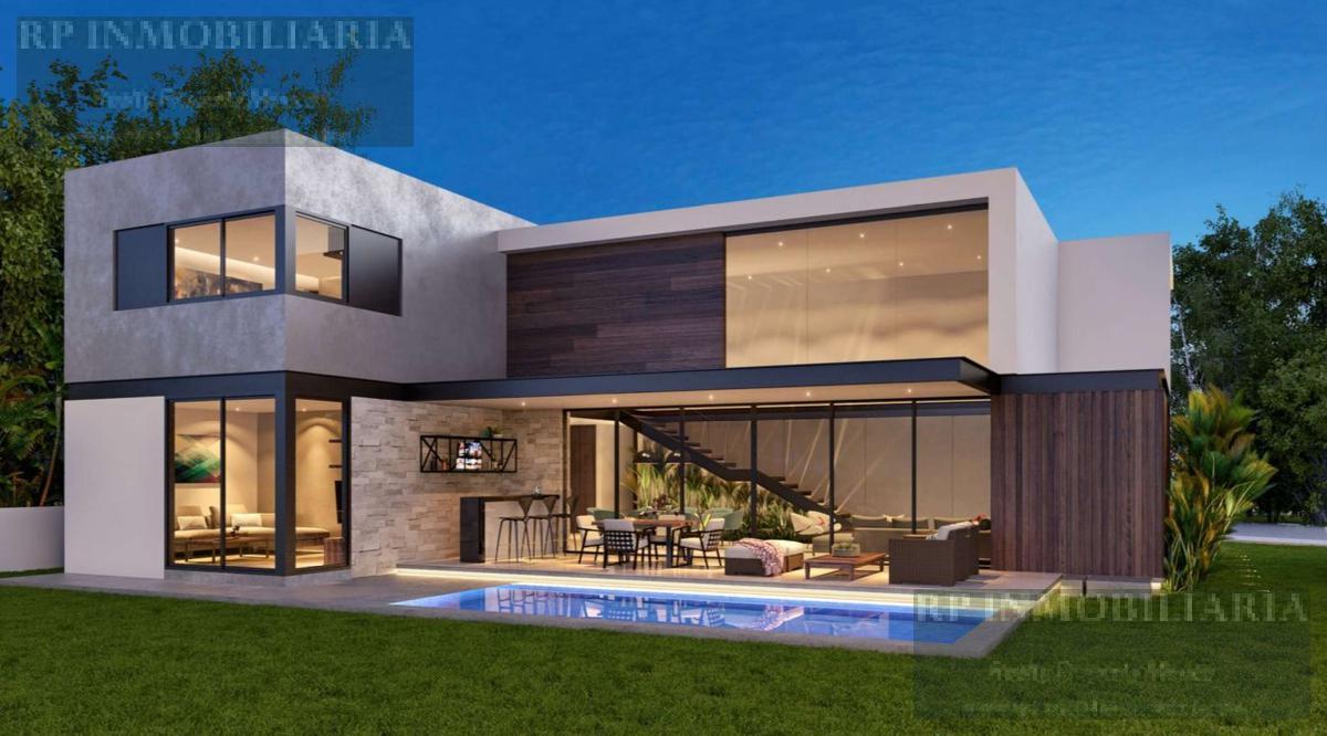 Foto Casa en condominio en Venta en  Yucatán Country Club,  Mérida  Casa en venta de tres recámaras en el Yucatán Country Club